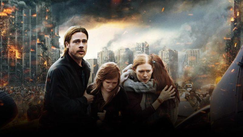 Noches de películas por Universal Channel del 17 Diciembre al 1 de Enero - 1-guerra-mundial-z-universal-channel-800x450