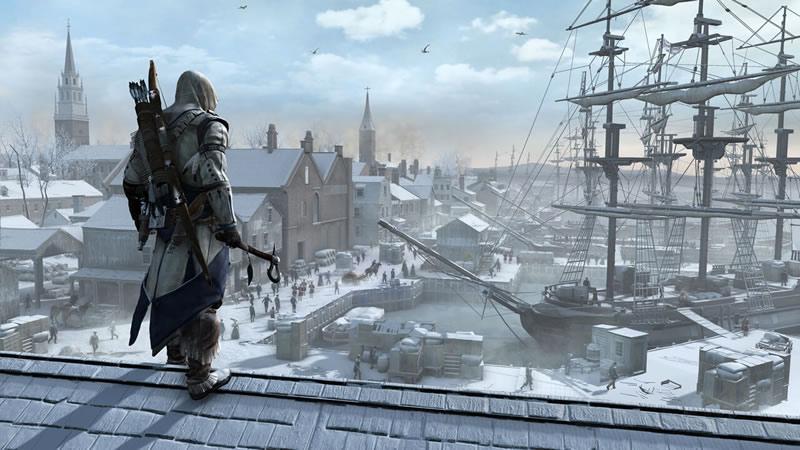 Descarga juegos gratis de Ubisoft hasta el 18 de diciembre ¡Aprovecha! - assassinss-creed-3-gratis