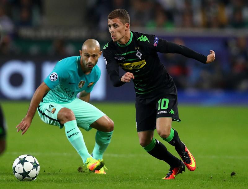 Barcelona vs Borussia Mönchengladbach, Champions 2016/17   Resultado: 4-0 - barcelona-vs-borussia-monchengladbach-2016-2017
