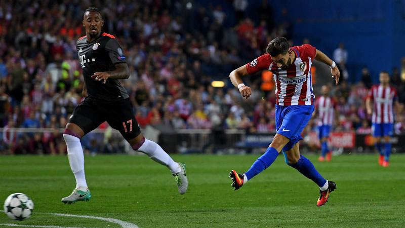 Bayern Munich vs Atletico de Madrid, Champions 2016/17    Resultado: 1-0 - bayern-munich-vs-atletico-de-madrid-champions-2016-2017