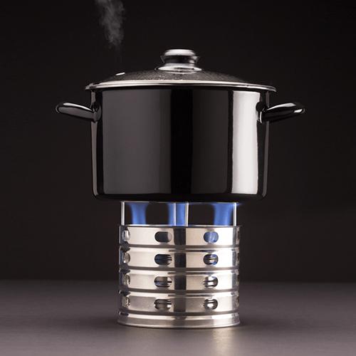 """""""La Estufita"""" de Glatt Stove: empresa mexicana, conquista Londres - la-estufita-glatt-stove"""