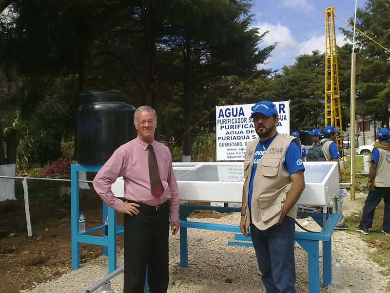 Mexicano desarrolla purificador de agua a base de energía solar - mexicado-purificador-de-agua-energia-solar