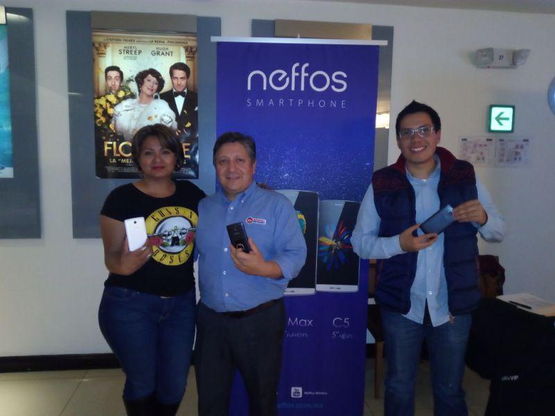 Los smartphones Neffos en alianza con Fox patrocina la película Assassin's Creed - neffos_1