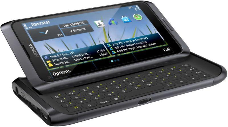 Smartphones de Nokia llegarán a principios del 2017 - nokia_e7