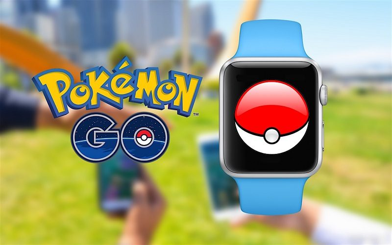 Pokémon GO llega al Apple Watch - pokemon-go-800x500