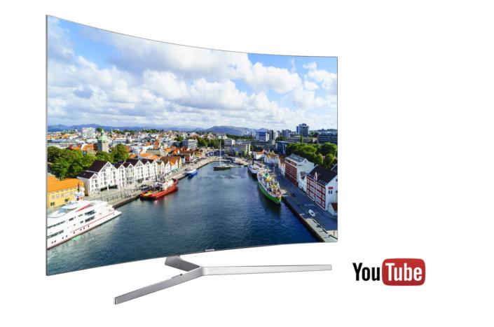 TVs Samsung del 2016 ya soportan contenido HDR de YouTube - samsung-youtube-hdr