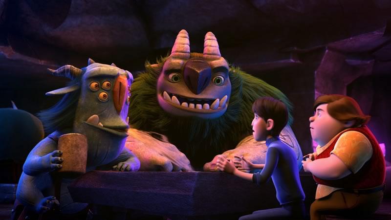 TrollHunters, la serie de Guillermo del Toro ya está en Netflix - trollhunters-guillermo-del-toro
