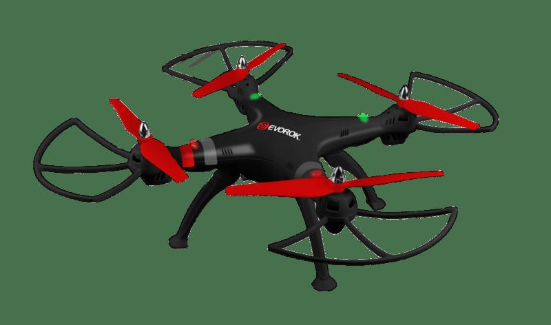 Mini Drone Eagle y Dragon: nuevos Drones de Evorok listos para el vuelo - dragon-800x472