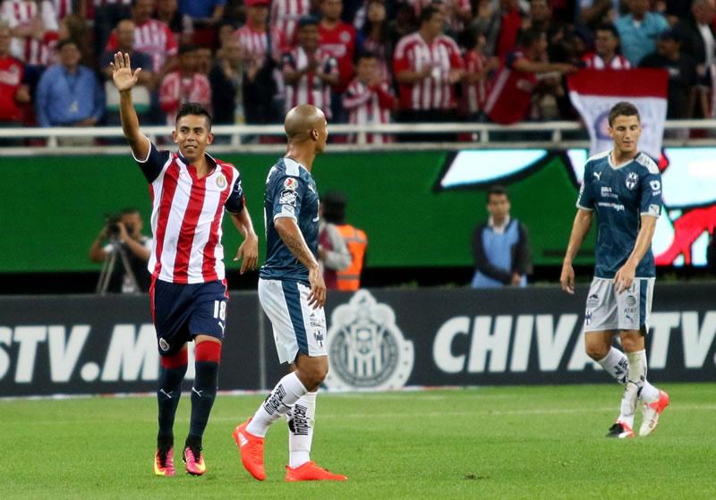 A qué hora juega Chivas vs Monterrey en la J2 del Clausura 2017 y en qué canal verlo - horario-chivas-vs-monterrey-j2-clausura-2017