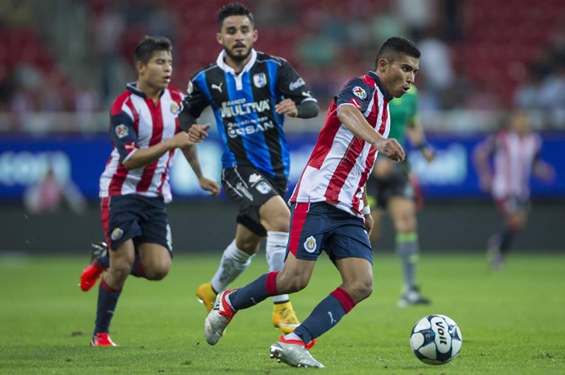 A qué hora juega Chivas vs Querétaro en la J4 del Clausura 2017 y en qué canal verlo - horario-chivas-vs-queretaro-j4-clausura-2017