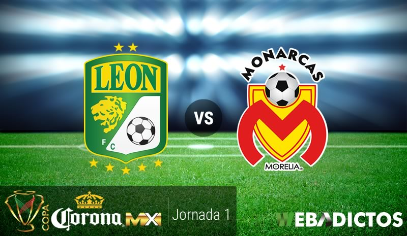León vs Morelia, Jornada 1 de Copa MX Clausura 2017 | Resultado: 3-0 - leon-vs-morelia-copa-mx-clausura-2017