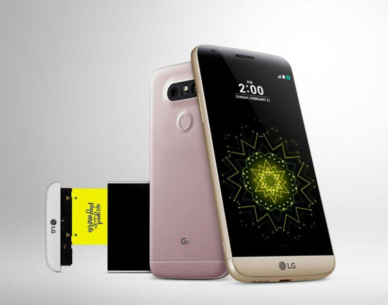 LG reporta pérdidas en su división móvil a causa del G5 - lg-g5-hero