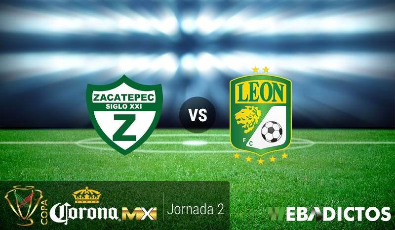 Zacatepec vs León, Fecha 2 de la Copa MX Clausura 2017 ¡En vivo por internet! - zacatepec-vs-leon-copa-mx-clausura-2017