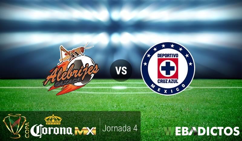 Alebrijes vs Cruz Azul, Jornada 4 Copa MX C2017   Resultado: 0-0 - alebrijes-vs-cruz-azul-j4-copa-mx-clausura-2017