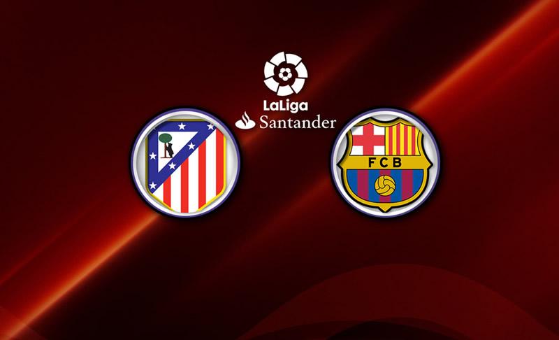 Atlético de Madrid vs Barcelona, J24 de La Liga 2017   Resultado: 1-2 - atletico-madrid-vs-barcelona-j24-2017