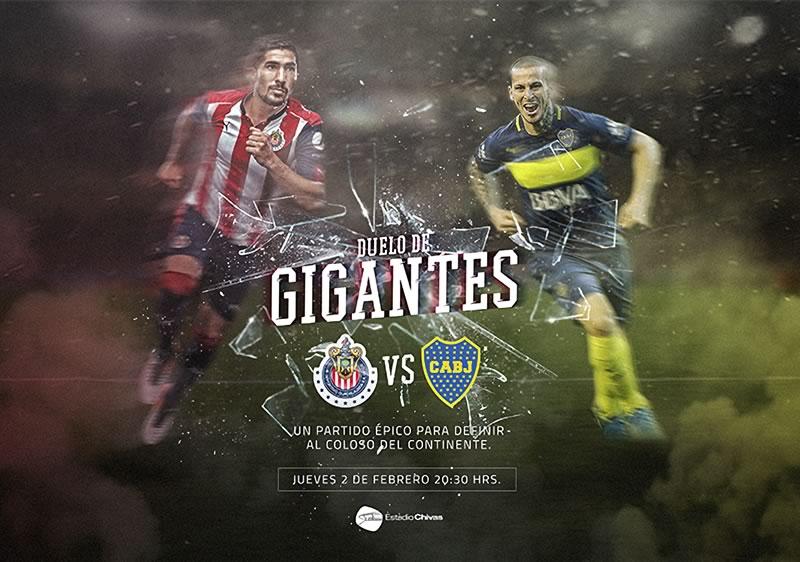 Chivas vs Boca Juniors, Duelo de Gigantes   Resultado: 1(5)-(3)1 - chivas-vs-boca-juniors-amistoso-2017