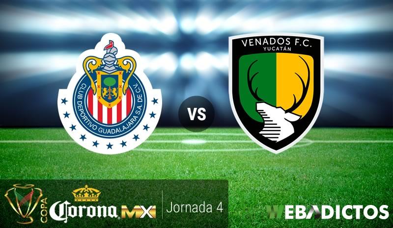 Chivas vs Venados, Jornada 4 Copa MX C2017   Resultado: 1-0 - chivas-vs-venados-j4-copa-mx-clausura-2017