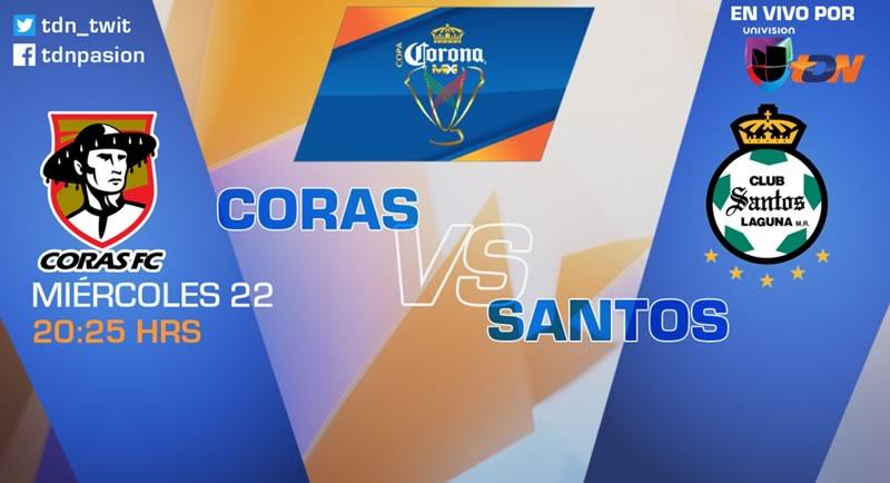 Coras vs Santos, Fecha 5 de la Copa MX C2017 | Resultado: 0-5 - coras-vs-santos-j5-copa-mx-clausura-2017-en-vivo