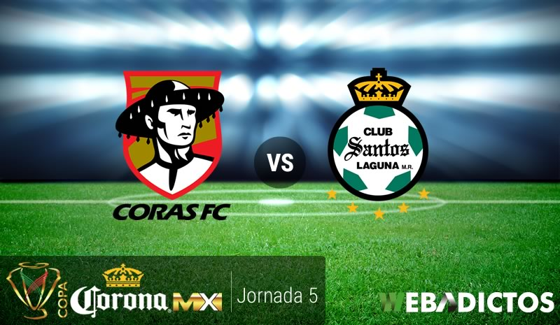 Coras vs Santos, Fecha 5 de la Copa MX C2017 | Resultado: 0-5 - coras-vs-santos-j5-copa-mx-clausura-2017