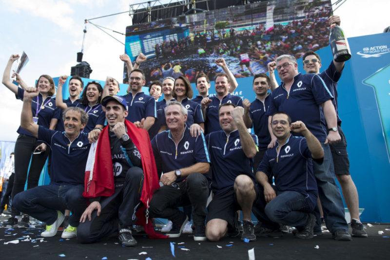 Llega la Formula E: ePrix de la Cuidad de México 2017 - equipo-renault-e-dams-800x534