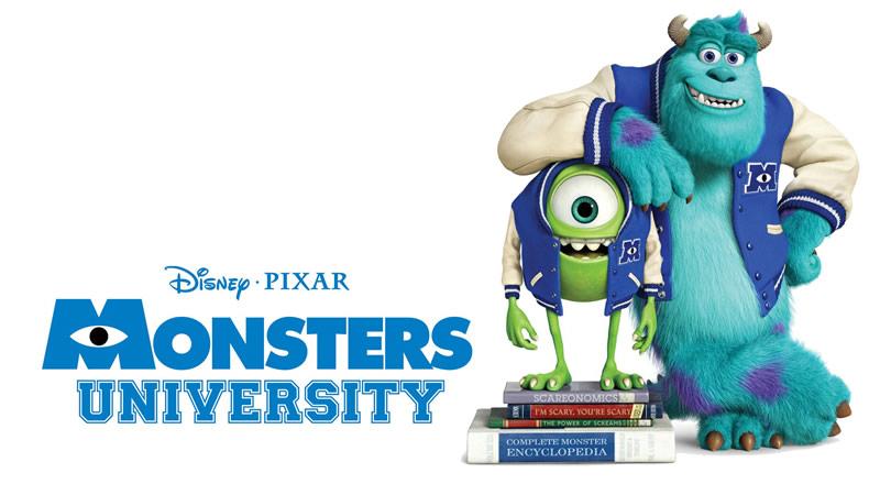 Todos los estrenos de Netflix para marzo 2017 ¡Tienes que verlos! - estrenos-netflix-marzo-2017-monsters-university