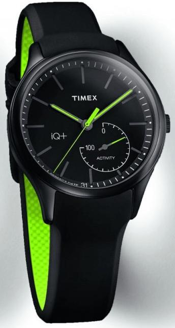 Timex IQ+ Move: reloj que fusiona la innovación tecnológica con la artesanía tradicional - foto-timex-iq-move-deportivo-1