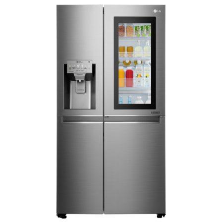 LG muestra en Innofest el nuevo concepto de casa inteligente - frigorifico-lg-instaview-450x450