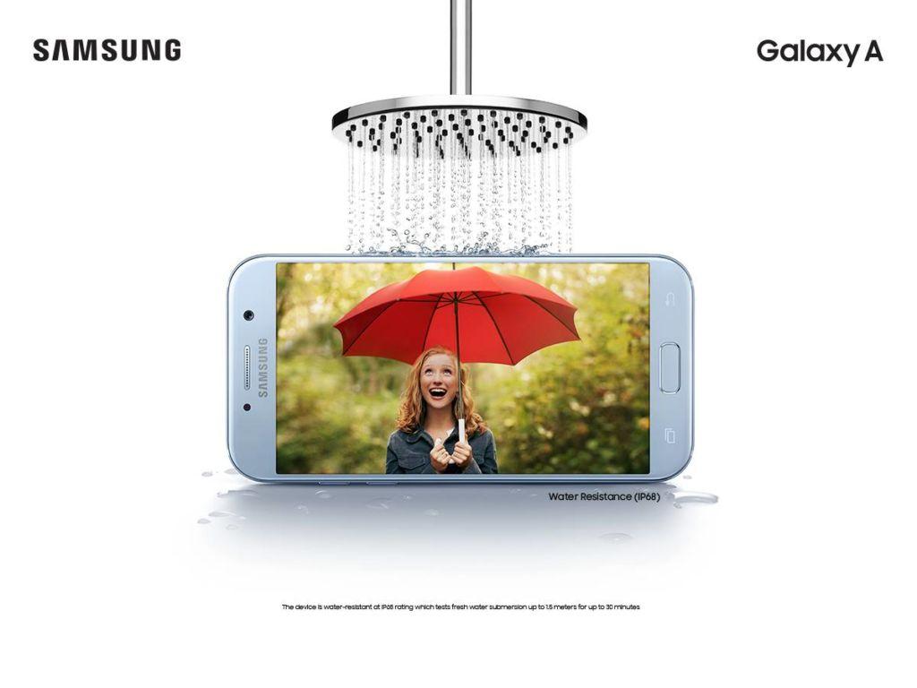 Galaxy A 2017 de Samsung llegan a México - galaxy-a-samsung_1