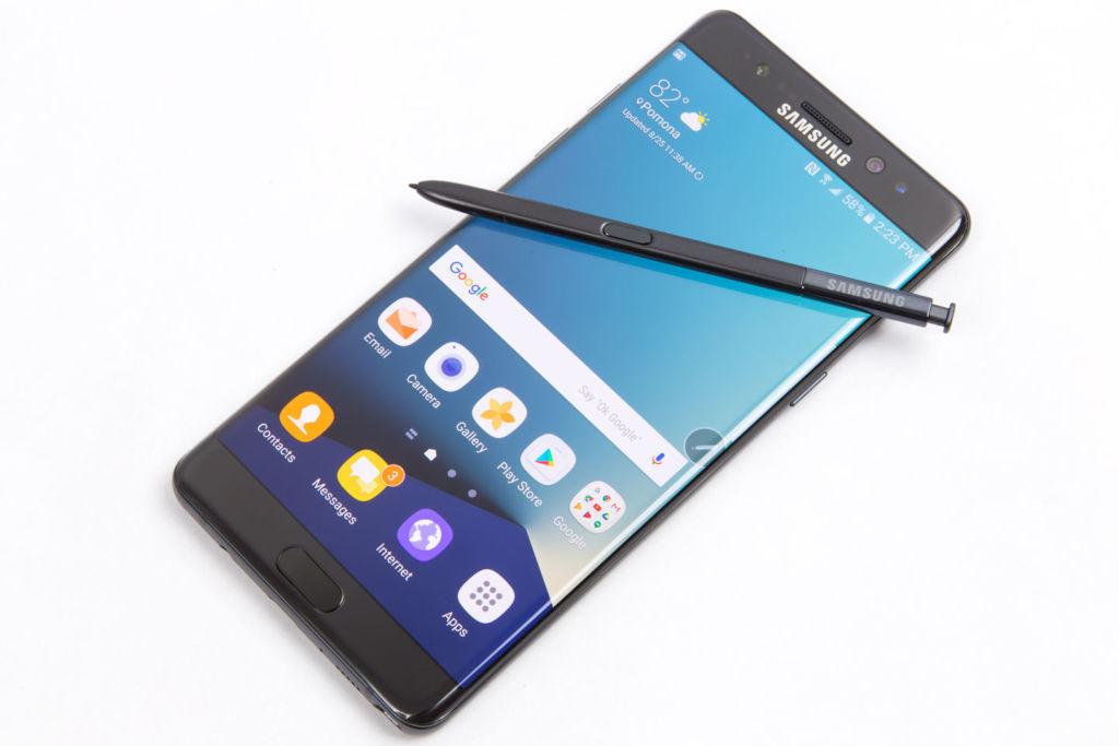 Samsung desmiente el lanzamiento de Galaxy Note 7 reacondicionados - galaxy-note-7-spen1