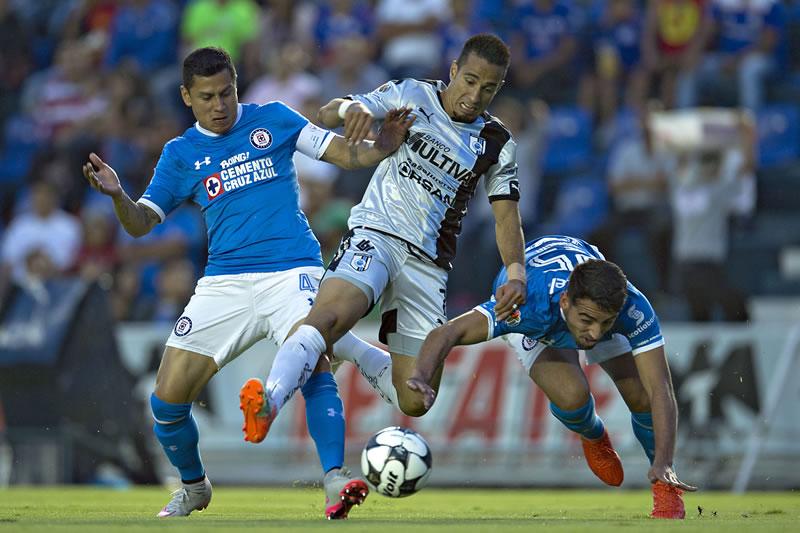 A qué hora juega Cruz Azul vs Querétaro en la J5 C2017 y en qué canal verlo - hora-cruz-azul-vs-queretaro-j5-clausura-2017