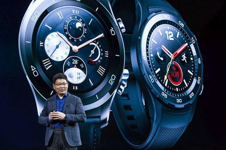 Huawei Watch 2: el reloj inteligente deportivo completo de Huawei - huawei-huawei-watch-2
