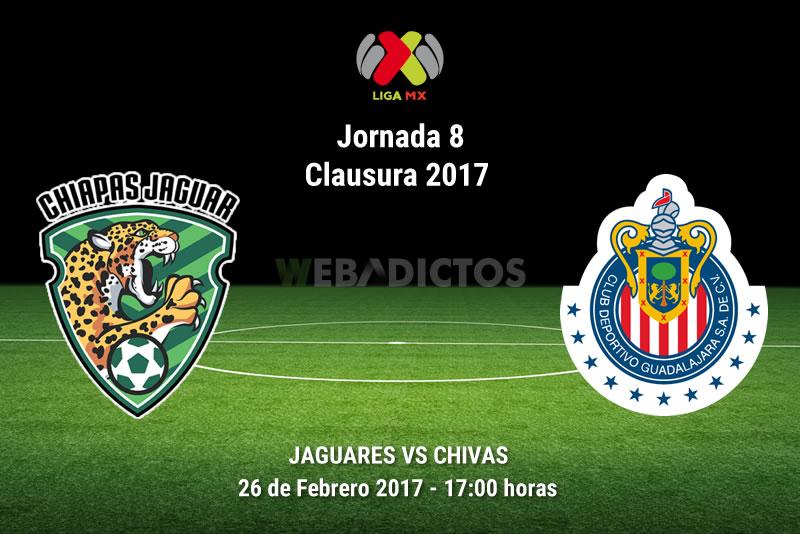 Jaguares vs Chivas, J8 del Clausura 2017 | Resultado: 4-3 - jaguares-vs-chivas-j8-clausura-2017