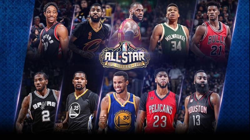 Juego de Estrellas NBA All Star 2017 - juego-de-estrellas-nba-all-star-2017