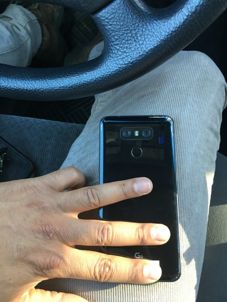 Aparece nueva foto del LG G6, mostrando posible diseño final - lg-g6-live-leak