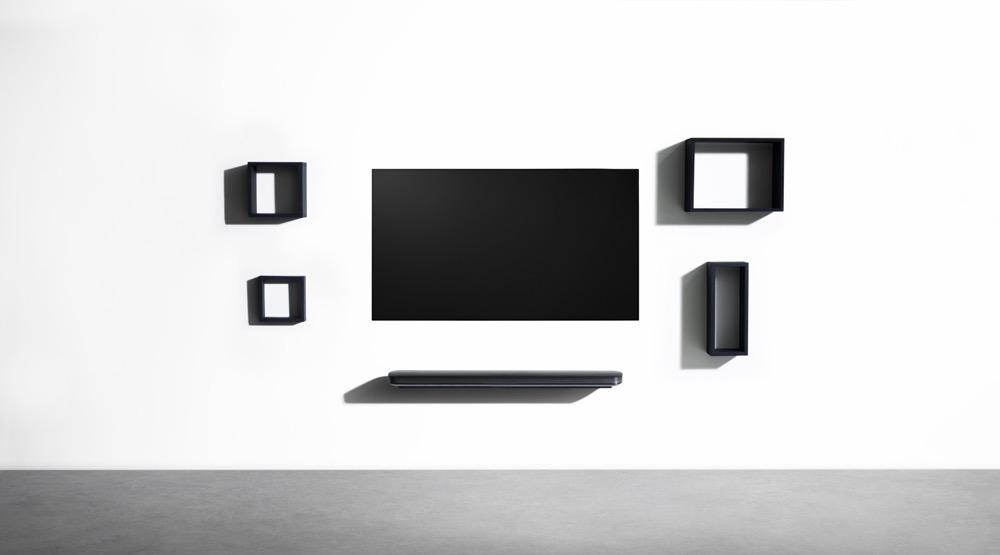 lg signature oled tv w LG muestra en Innofest el nuevo concepto de casa inteligente