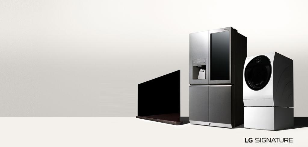 lg signature LG muestra en Innofest el nuevo concepto de casa inteligente