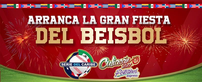 México vs Puerto Rico, Serie del Caribe 2017 | 1 de Febrero - mexico-vs-puerto-rico-serie-del-caribe-2017
