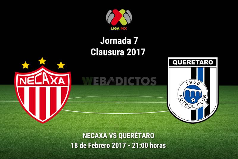 Necaxa vs Querétaro, J7 del Clausura 2017 | Resultado: 1-4 - necaxa-vs-queretaro-j7-clausura-2017
