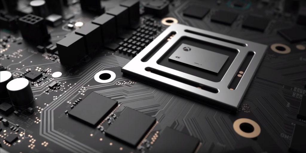 Project Scorpio de Xbox será presentado en junio - project-scorpio-xbox