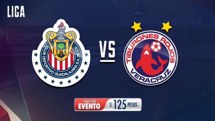 Horario Chivas vs Veracruz y por dónde verlo; J11 Clausura 2017 - chivas-vs-veracruz-chivas-tv-clausura-2017