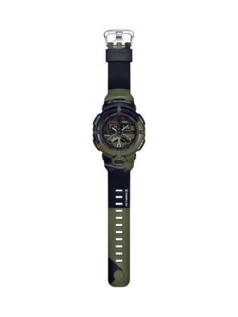 G-SHOCK y Chari & Co crean un reloj con alma de bicicleta - ga-500k-3a_jr_n-338x450