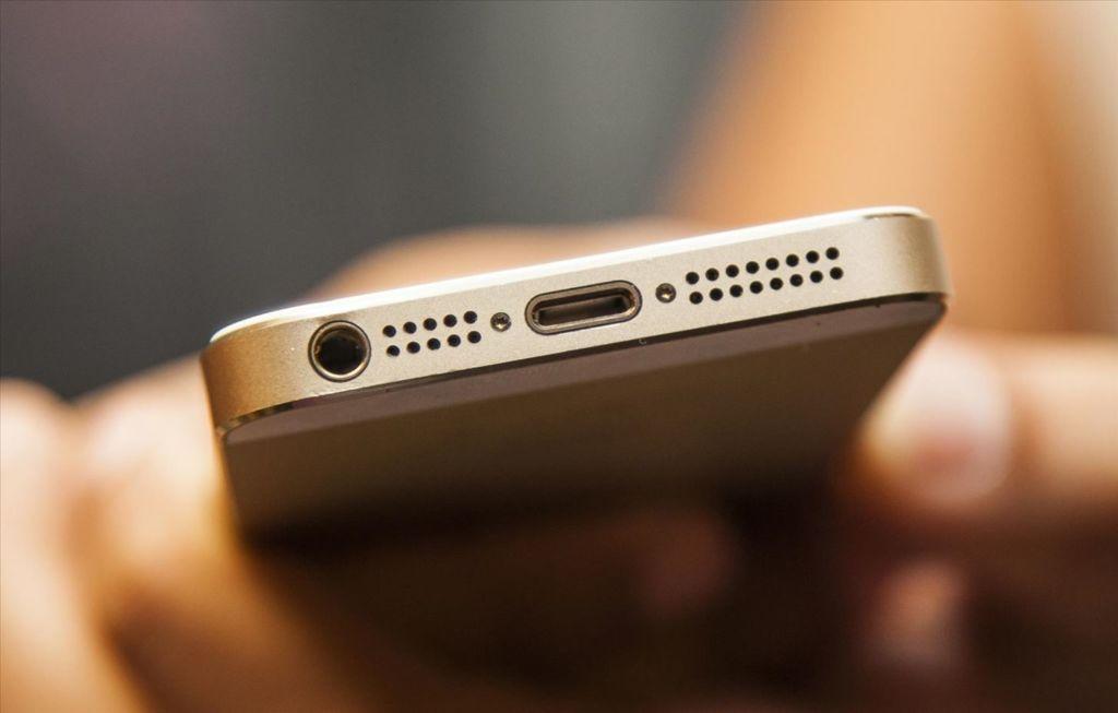 ¡Que siempre no! El iPhone 8 no usará conexión USB Tipo C - iphone-8-conector