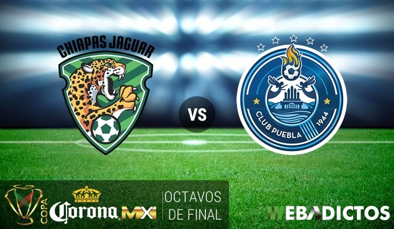 Jaguares vs Puebla, Copa MX Clausura 2017   Resultado: 2-3 - jaguares-vs-puebla-octavos-copa-mx-clausura-2017