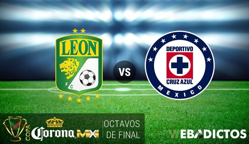 León vs Cruz Azul, Octavos de Copa MX C2017 | Resultado: 0-1 - leon-vs-cruz-azul-octavos-copa-mx-clausura-2017