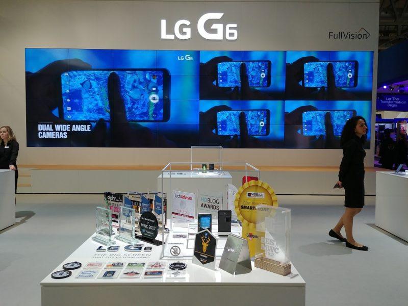 MWC2017: LG G6 gana múltiples premios al mejor Smartphone - lg-g6-gana-multiples-premios-al-mejor-smartphone-en-el-mwc-2017-800x600