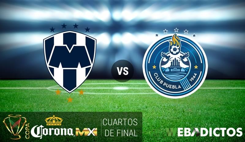 Rayados avanza a la semi final de la Copa MX