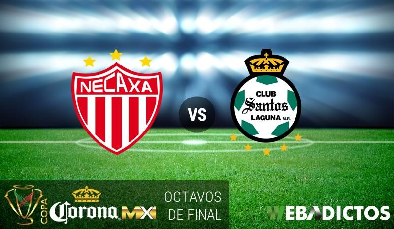 Necaxa vs Santos, Octavos de Copa MX C2017   Resultado: 1-3 - necaxa-vs-santos-octavos-copa-mx-clausura-2017