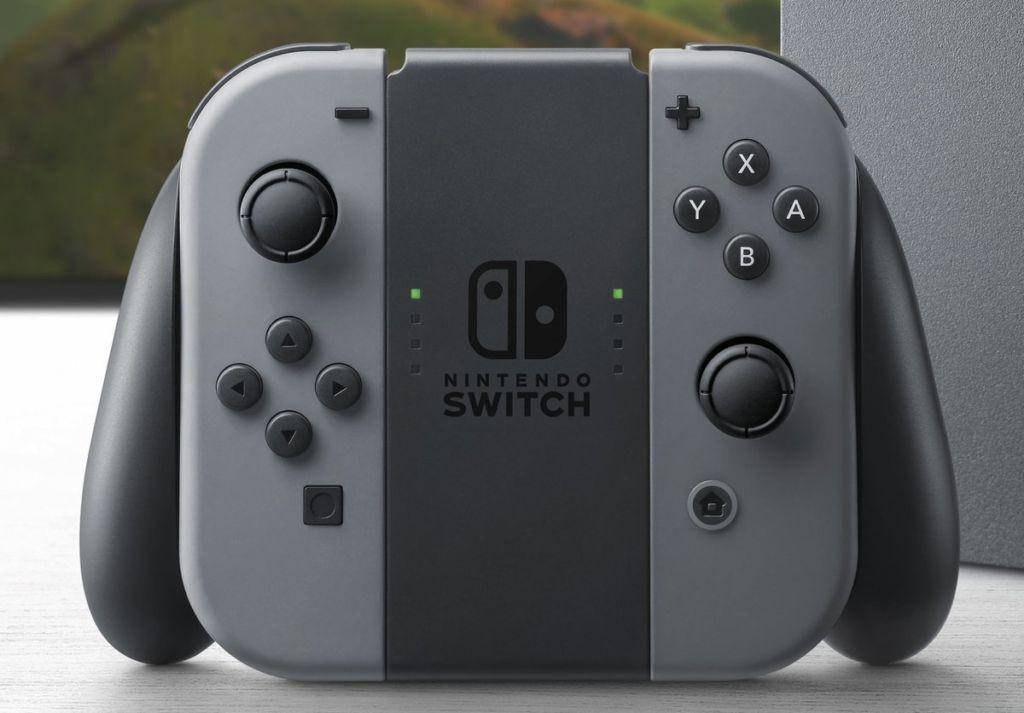 nintendo switch joycon 1 Controles de la Nintendo Switch pueden usarse en otros dispositivos