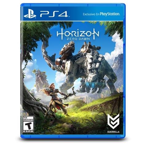 Horizon Zero Dawn superó en 2 semanas las ventas mundiales de 2.6 millones - playstation4-horizon-zero-dawn