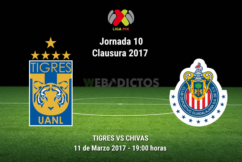 Tigres vs Chivas, J10 del Clausura 2017 | Suspendido - tigres-vs-chivas-j10-clausura-2017